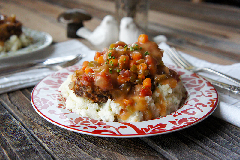 Seasoned Swiss Steak