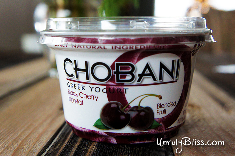 BlacChobani's Black Cherry Brownies from UnrulyBliss.com