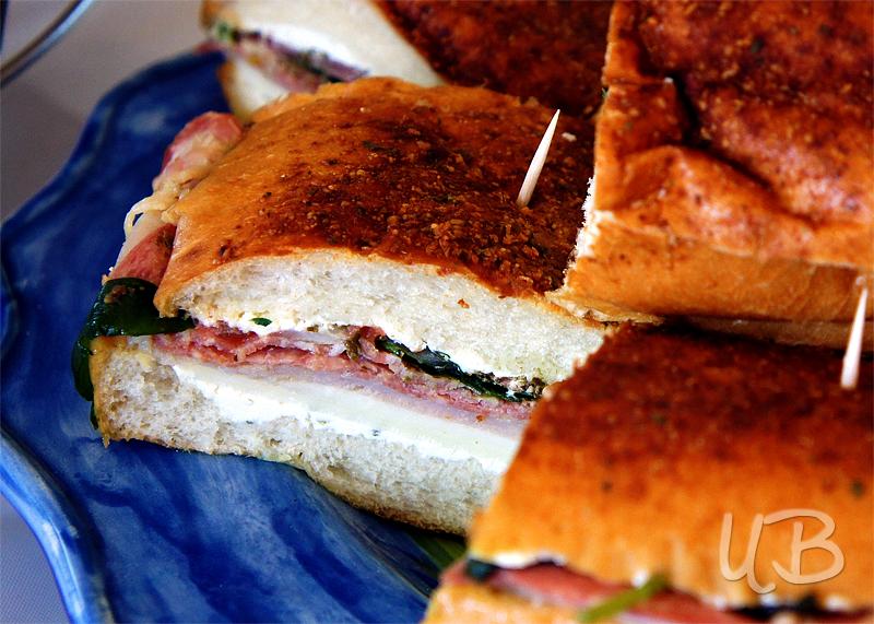 Dagwood Party Sandwich
