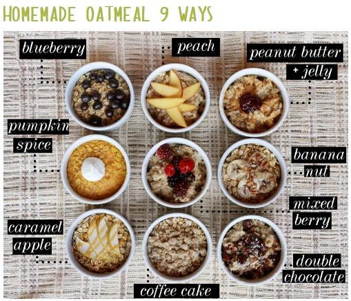 Oh, Oatmeal. . .
