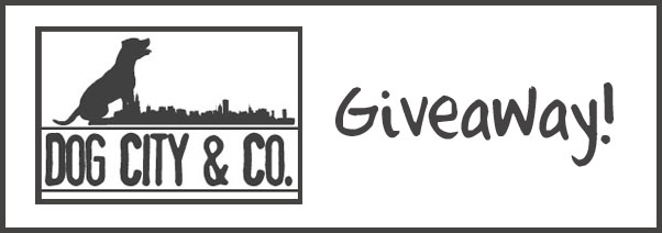 Giveaway from Dog City & Co.!